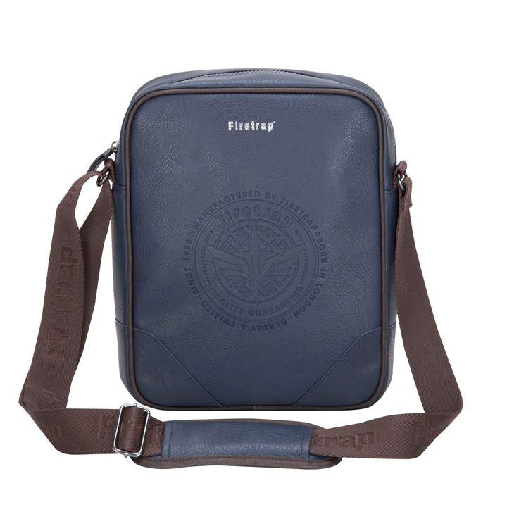 Firetrap Formal Gadget Сумка Navy - Изображение 1